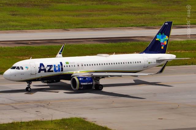 Pela sexta vez, Azul é eleita a melhor companhia aérea do país no Prêmio Consumidor Moderno