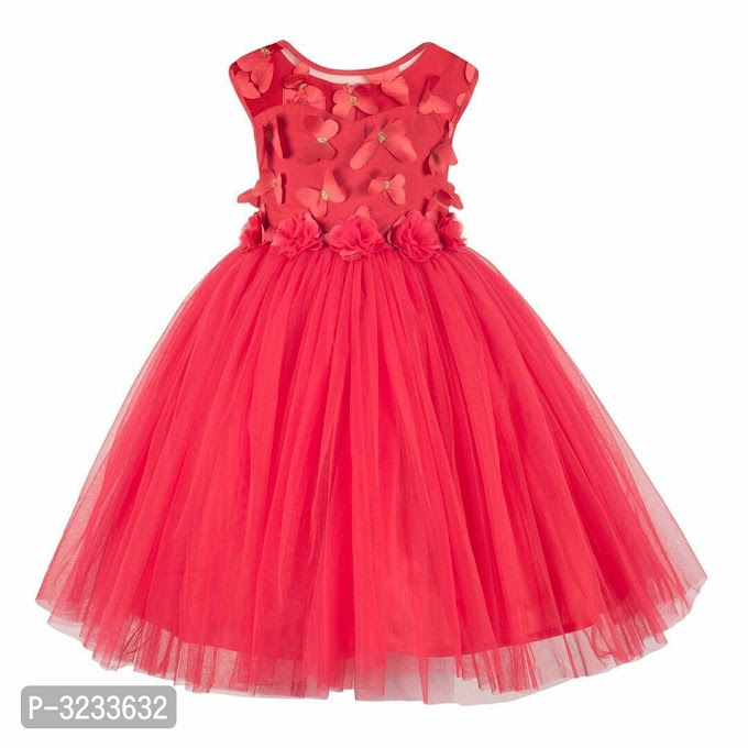 Girls Pirty Wear Dress 👗