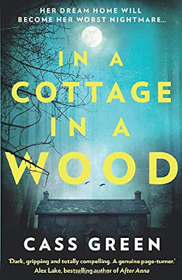 In a Cottage In a Wood by Cass Green book cover