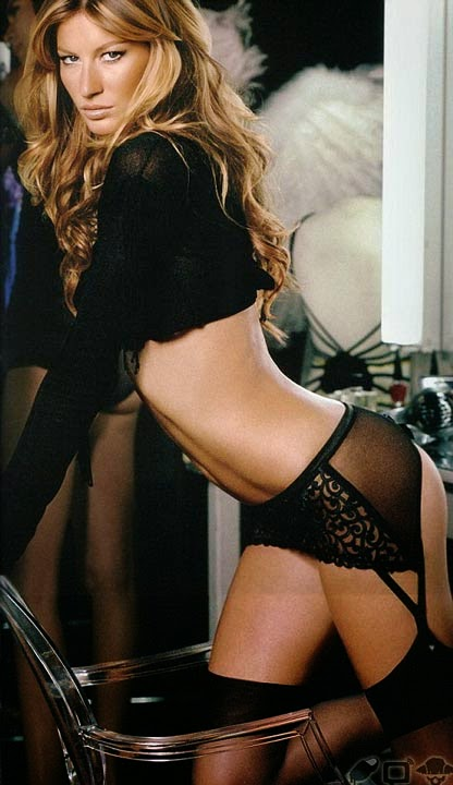 Sexy Photos Of Gisele Bundchen