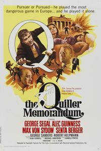 Watch The Quiller Memorandum Online Free in HD