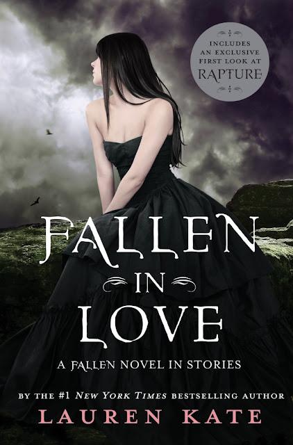 "News: Capas de ""Rapture"" e ""Fallen in Love"", by Lauren Kate 14"