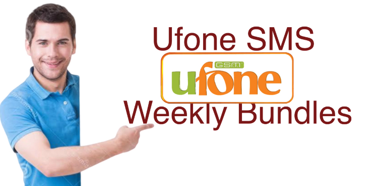 How To Subcribe Ufone Weekly SMS Package?
