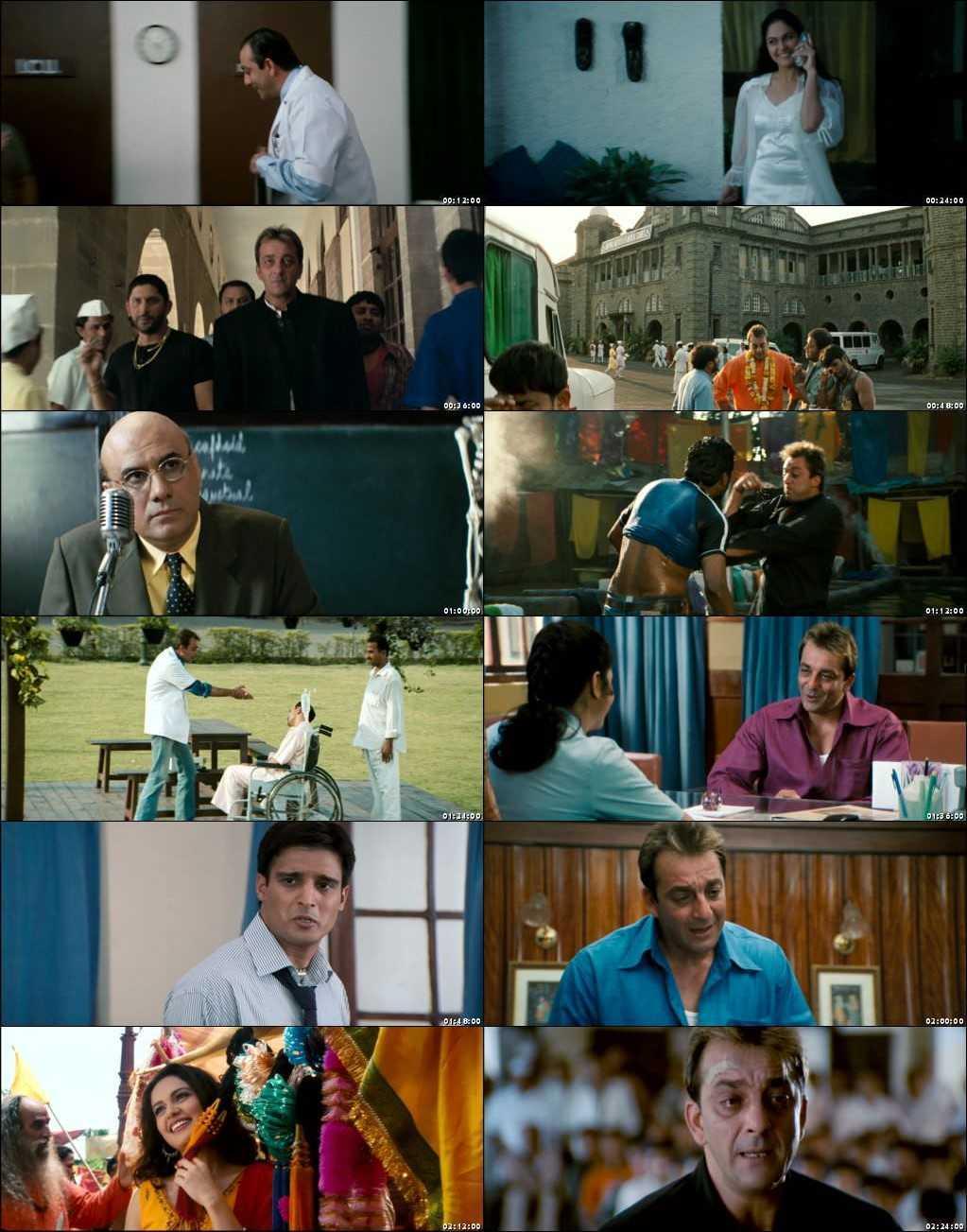 Munna Bhai M.B.B.S 2003 Screenshot 1080p