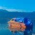 Speedboat BPBD Agam Tidak Terawat  di Danau Maninjau