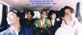 Lirik Lagu BTS Life Goes On dan Terjemahan Artinya Terlengkap!!!