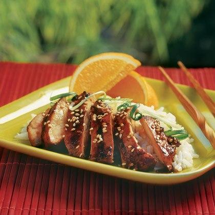 Chicken Recipes: Teriyaki Delight