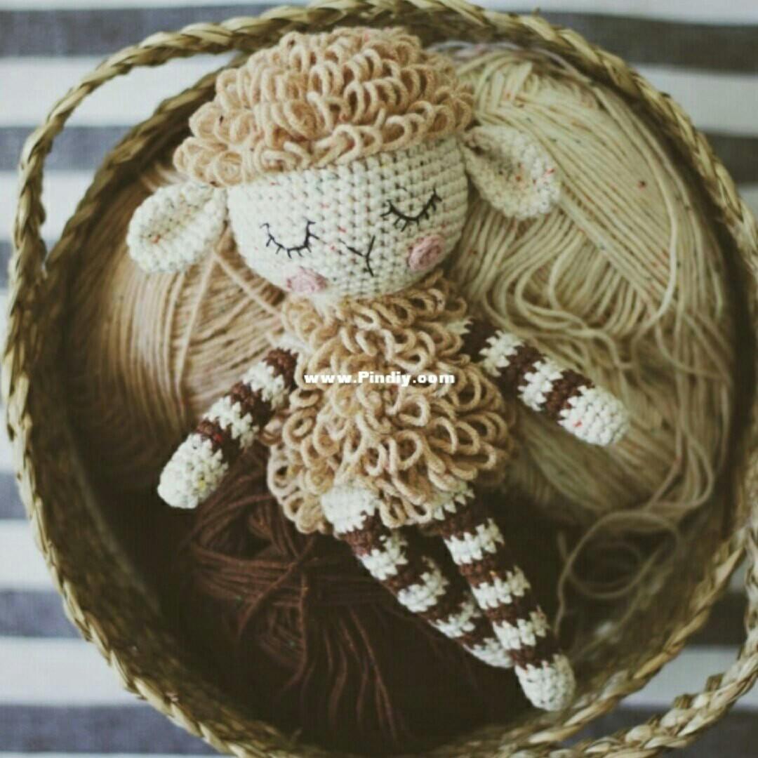 Amigurumi na Decoração Infantil: +76 Ideias Para Se Inspirar | 1080x1080