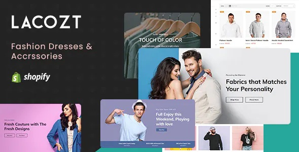 Best Multipurpose Clothing and Fashion Store Shopify Theme