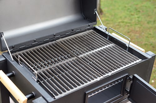 Cast iron grates, CB500X