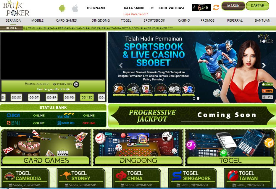 Pro id Poker PKV | Batik Poker | Pro.ID PKV