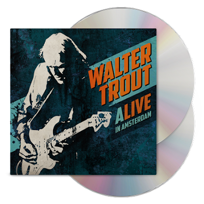 Walter Trout - ALIVE in Amsterdam (audios)