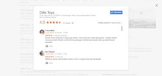 Difie Toys, Grosir Mainan Serba 500 hingga 1000an di Jakarta
