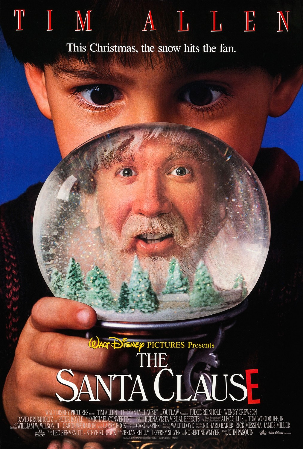 Film Thoughts: WHY DO I OWN THIS?: The Santa Clause (1994)