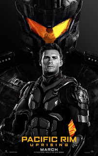 Scott Eastwood in Pacific Rim Uprising