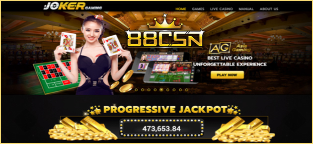 Agen Joker123 Casino Online Terbaik Serta Terbesar Di Indonesia