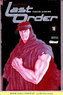 Manga, Last Order tome 18
