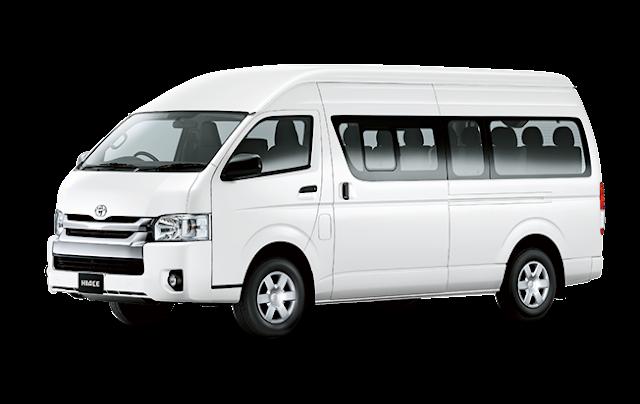 Toyota Hiace Mini Bus Paling Nyaman Untuk Bisnis Travel, Ini Harga Hiace Jakarta di Auto2000
