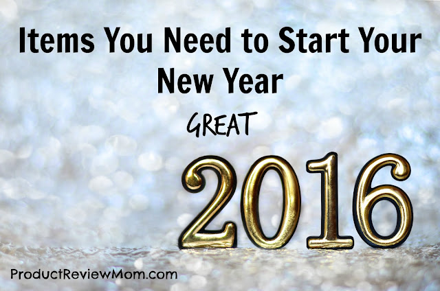 Items You Need to Start Your New Year Great   via  www.productreviewmom.com