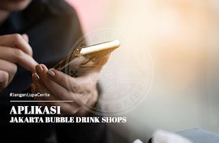jakarta bubble drink shops