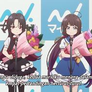 Ryuuou no Oshigoto! Episode 08 Subtitle Indonesia