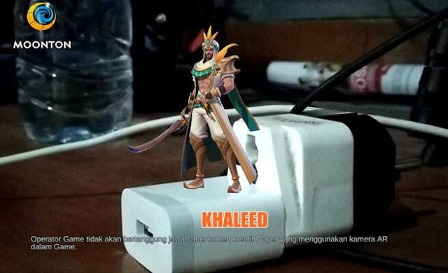 hero baru khaleed ml