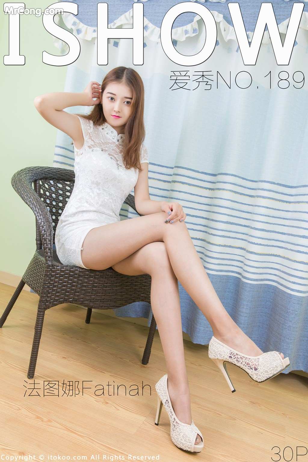 ISHOW No.189: Người mẫu 法图娜Fatinah (31 ảnh)