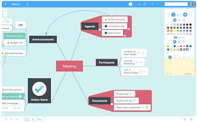 MindMeister: Create Beautiful Mind Maps on Google Drive