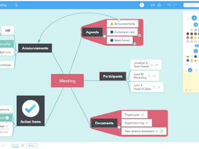 Here Is One of The Best Tools for Creating Mind Maps on Google Drive