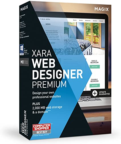 تحميل برنامج Xara Web Designer Premium 17.0.0.58775  النسخة الكاملة