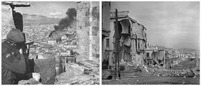 Δεκεμβριανά 1944 © Αρχείο Δόμνας Σαμίου