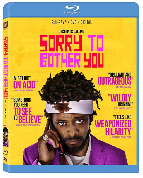 Sorry to Bother You (2018) Hindi Dubbed