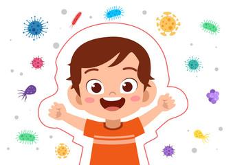 اسباب نقص المناعة عند الطفل وادوية رفع المناعة للطفل