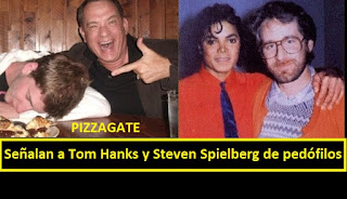 Red pedófila de Hollywood incluye a Tom Hanks  y Steven Spielberg! Isaac Kappy los denuncia #Pizzagate #Katecon2006