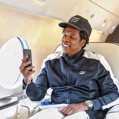 Jay-Z Becomes Hip-Hop's First Billionaire, According To Forbes