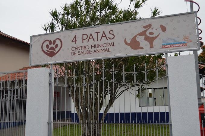 Prefeitura de Cachoeirinha inaugura Centro de Saúde Animal