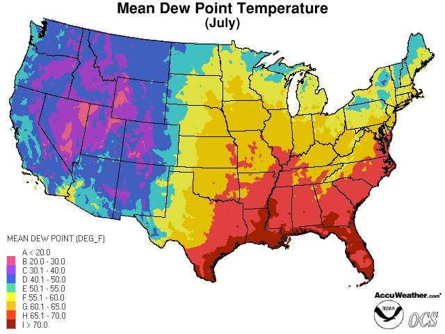 Cliff Mass Weather and Climate Blog: Sticky Air and Record ...