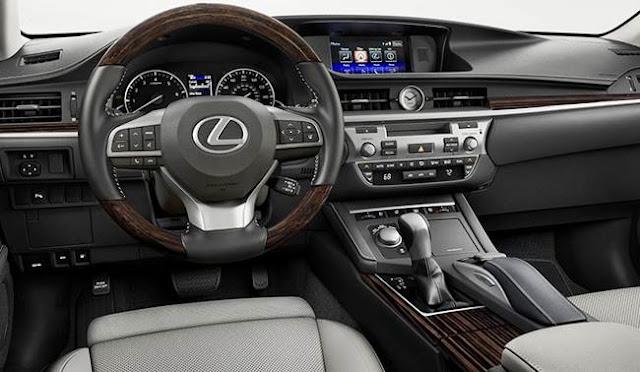 2017 Lexus ES 350 Review, Navigation, Innovation, Horsepower, Handling