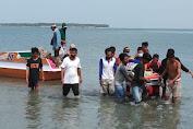 Sempat Terapung-apung 5 Jam Di Laut, Ibu Hamil Warga Pulau Bonerate Berhasil Dievakuasi