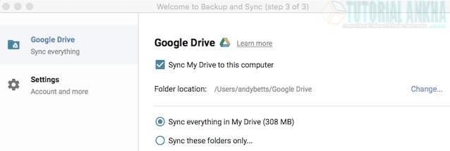 Mentransfer Data Dari PC atau Laptop ke Ponsel Android dengan Google Drive