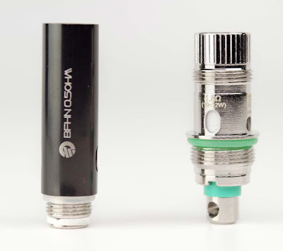 Joyetech AIO ECO coil with Aspire Nautilus NS Coil