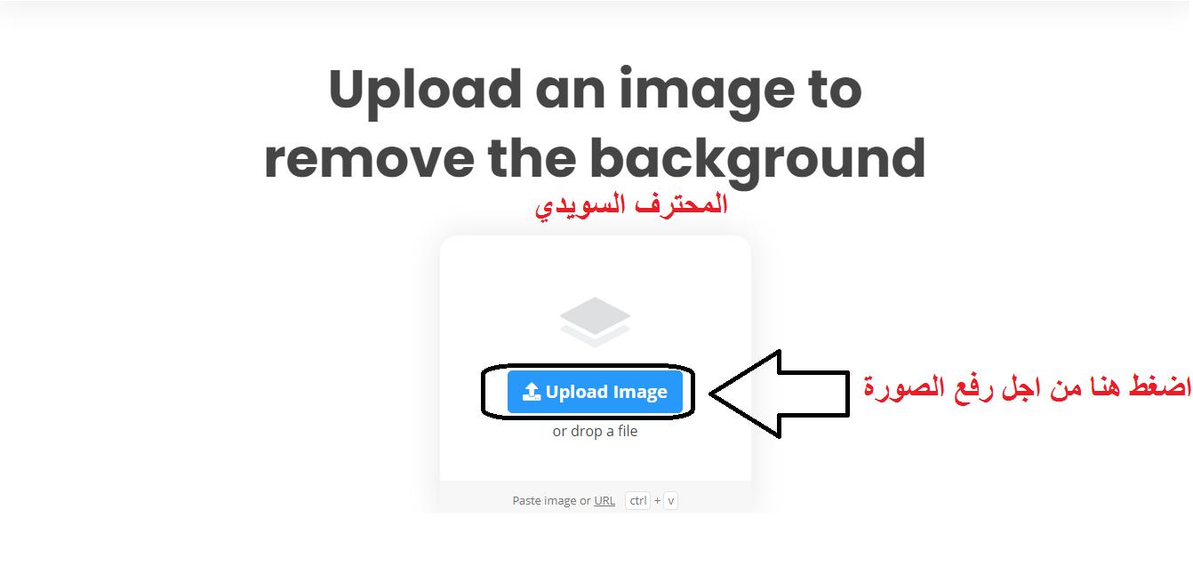 دون الحاجه الى برنامج أزل الخلفيات من على صورك عبر هذا الموقع بسهولة