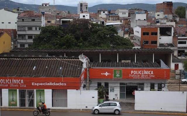 Policlínica Professor Ulisses Lima atende quase 500 pacientes no período do decreto