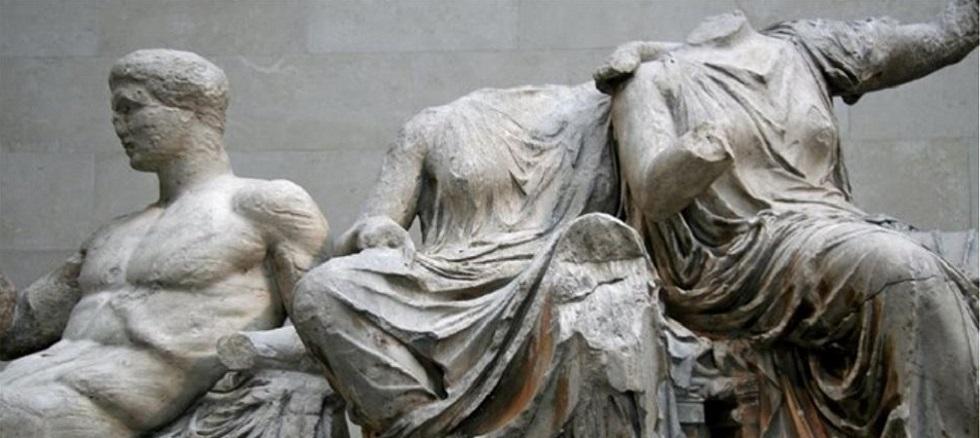 """Νέο αίτημα για τα γλυπτά του Παρθενώνα κάνει η """"Ελληνική κυβέρνηση""""! αφήστε εκεί που ειναι καλύτερα!"""