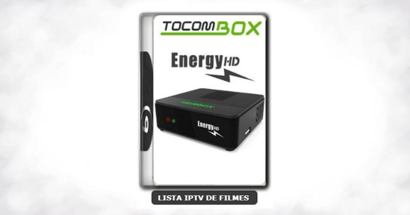 Tocombox Energy HD Nova Atualização Satélite SKS 107.3w ON V1.064