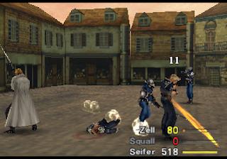 Final Fantasy VIII - Jogos de Playstation I