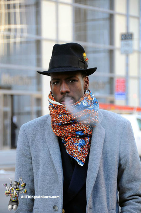 latest ankara scarf styles for men 2018 (26)