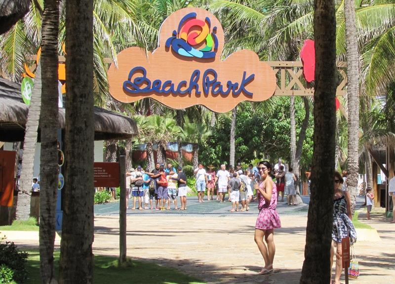 Como chegar ao Beach Park, Fortaleza