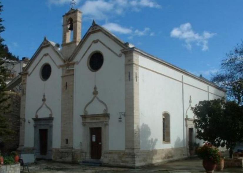 Η ιστορική Ιερά Μονή του Αγίου Γεωργίου του Επανωσήφη