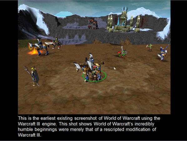 Michell, Michell Hilton, World of Warcraft